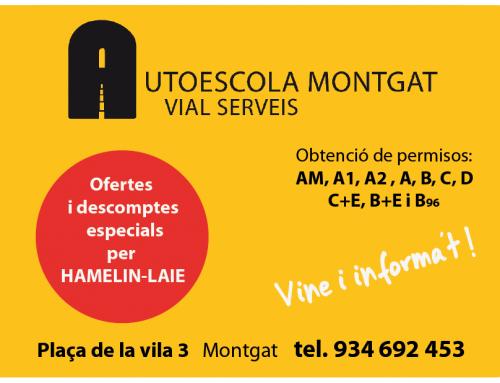 Autoescuela Montgat