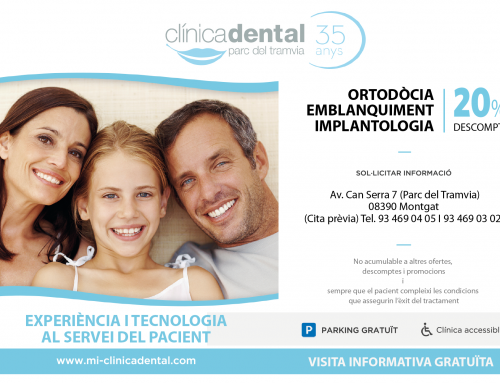 Clínica Dental Parc Tramvia