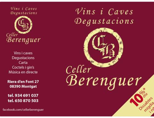 Celler Berenguer
