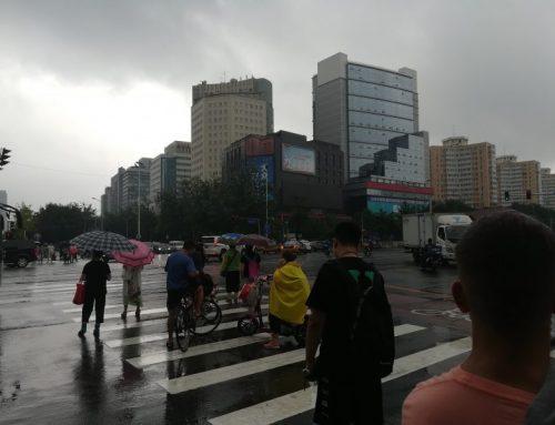 Primer día en Beijing