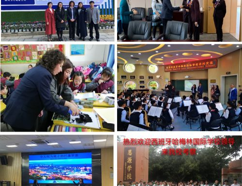 HAMELIN-LAIE INTERNATIONAL SCHOOL EN COLABORACIÓN CON CHINA